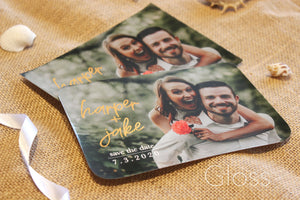 Jessica Save The Date Magnet