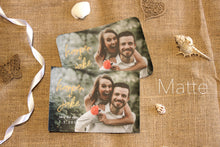 Load image into Gallery viewer, Lily Save The Date Magnet
