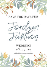 Load image into Gallery viewer, Jordyn Save The Date