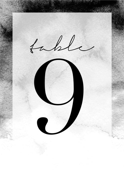 Emma Table Number