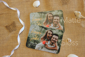 Kate Save The Date Magnet