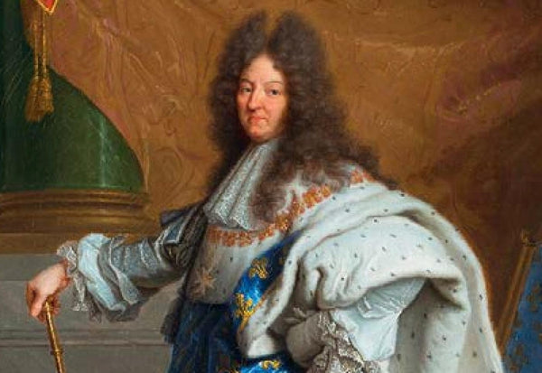 Portrait Louis XIV