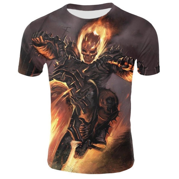 T-Shirt Ghost Rider