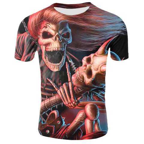 T-Shirt Rock Metal