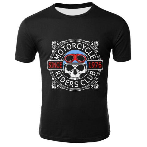 T-Shirt Motocycle