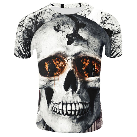 "T-Shirt ""Mort Inéluctable"""