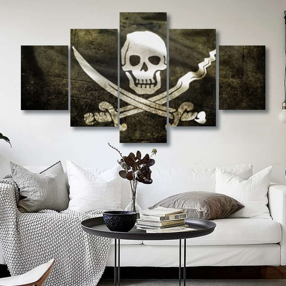 Toile Pirate