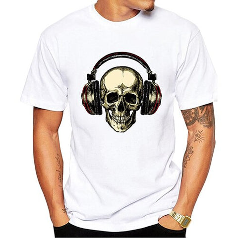 T-Shirt Casque DJ |