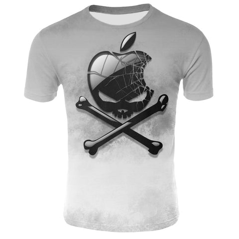 T-Shirt Anti-Apple