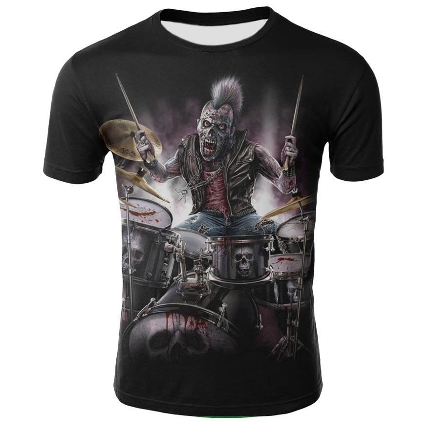 T-Shirt Batteur