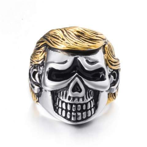 Bague Donald Trump