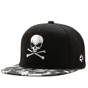 Casquette Skull and Bones
