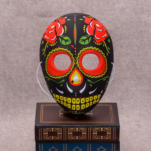 Masque sugar skull