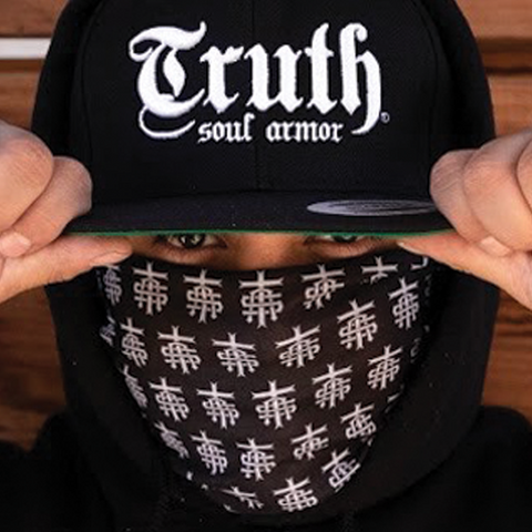 TSA Allover Print Neck Gaiter (3 for $10) - Truth Soul Armor
