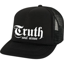 Load image into Gallery viewer, Truth Logo Foam Trucker Hat