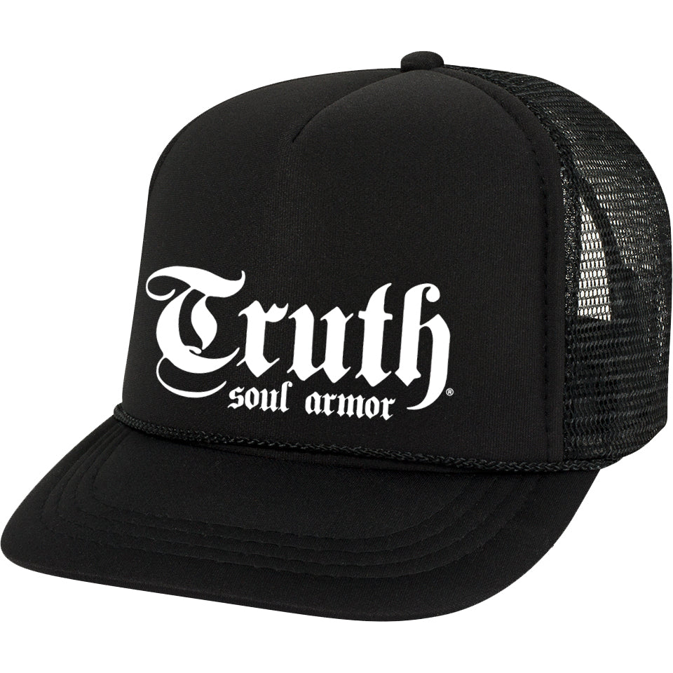Truth Logo Foam Trucker Hat
