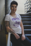 Women's Road Rider V-Neck - Truth Soul Armor