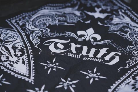 Truth Sparrow Bandana