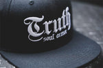 Truth Logo Snapback - Truth Soul Armor