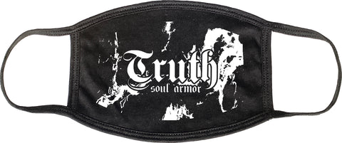 Truth Slate Face Mask - Truth Soul Armor