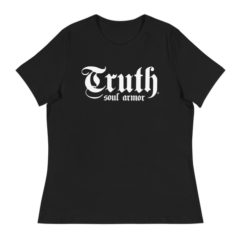 Women's Truth Logo - SALE - Truth Soul Armor