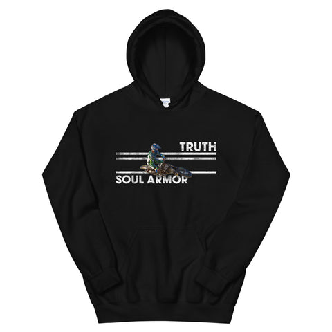 Panico Pullover Hoodie - Truth Soul Armor