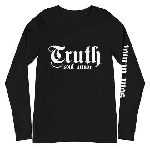 Truth Logo Long Sleeve Tee - Truth Soul Armor