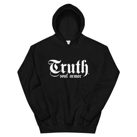 Truth Logo Pullover Hoodie