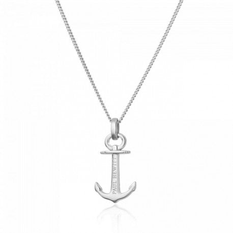 Collier Anchor Spirit Argent by Paul Hewitt