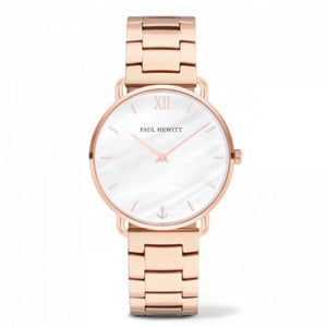 Montre Miss Ocean Acier IP Rose Bracelet IP Rose by Paul Hewitt
