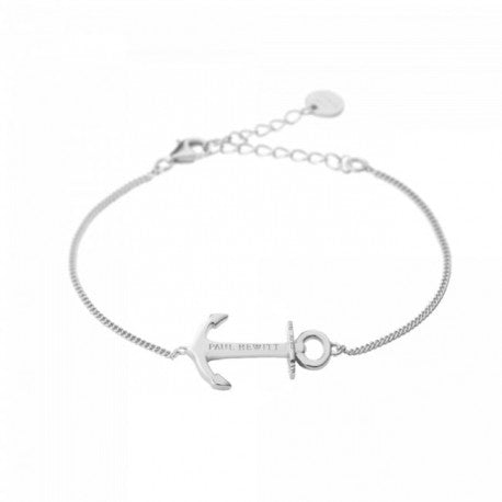 Bracelet Anchor Spirit Argent by Paul Hewitt