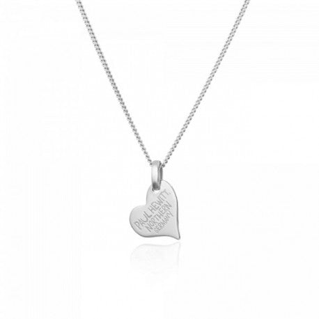 Collier North Love Argent by Paul Hewitt