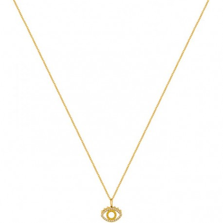 Collier & Pendentif Femme Dore by Kenzo