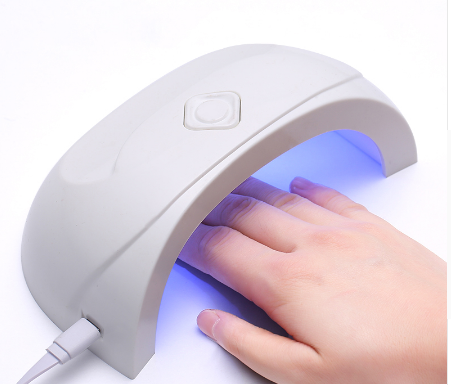 Portable LED Nail Oil Glue Dryer