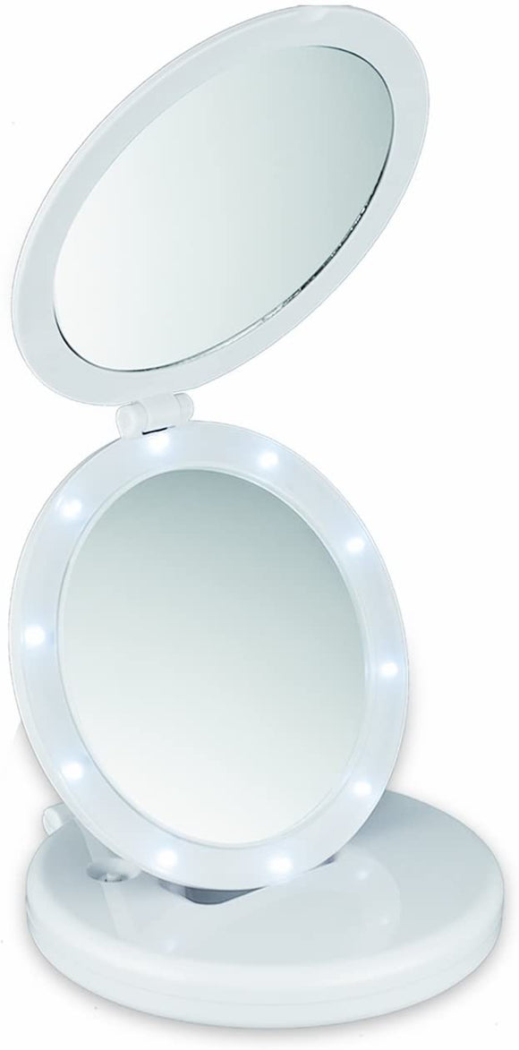 Cosmetic Mirror with LED Light  مرآة مكياج مضاءة