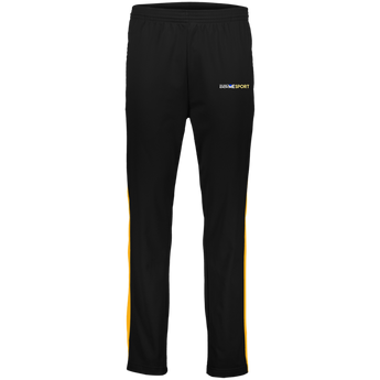 YDKM Logo (gold) - Performance Colorblock Pants