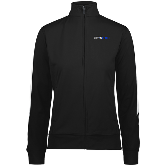 YDKM Sport Logo (ol) - Ladies' Performance Colorblock Full Zip