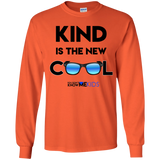 YDKM KIDS - Kind Is The New Cool - Youth LS T-Shirt (11 Colors}