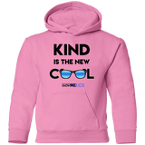 YDKM KIDS - Kind Is The New Cool - (Unisex) Toddler Pullover Hoodie {5 Colors}
