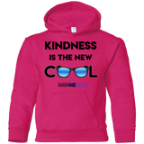 YDKM KIDS - Kindness Is The New Cool - Youth Pullover Hoodie {15 Colors}
