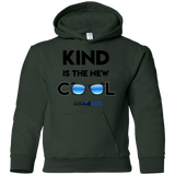 YDKM KIDS - Kind Is The New Cool - Youth Pullover Hoodie {16 Colors}