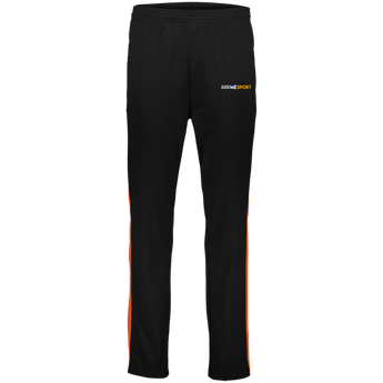 YDKM Logo (orange) - Performance Colorblock Pants