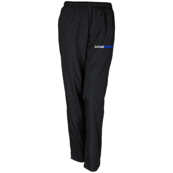 YDKM Logo (b) - Ladies' Warm-Up Track Pant