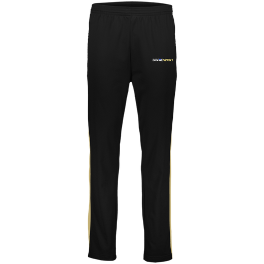 YDKM Logo (vegas gold) - Performance Colorblock Pants