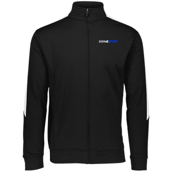 YDKM Sport Logo (ol) - Performance Colorblock Full Zip