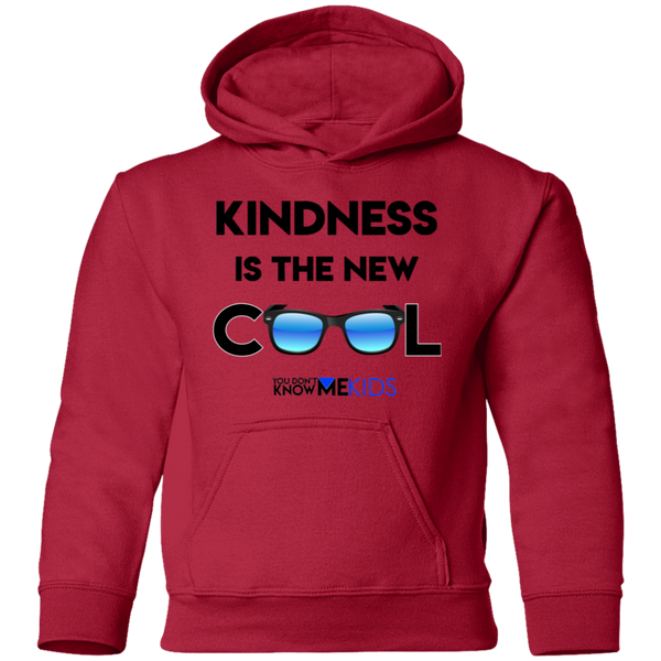 YDKM KIDS - Kindness Is The New Cool - Toddler Pullover Hoodie {5 Colors}