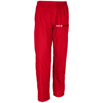 YDKM Sport Logo - Youth Wind Pant {Red, White & Black}
