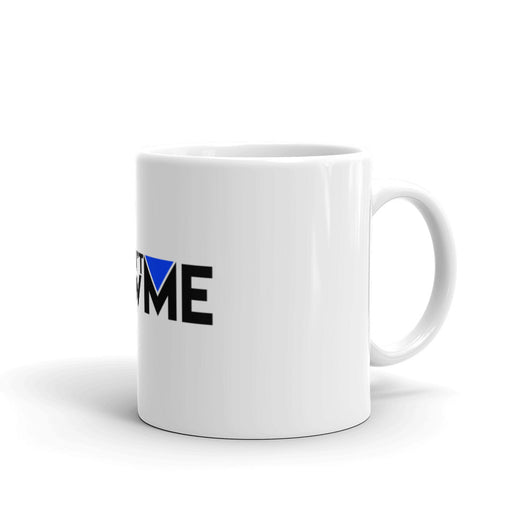 You Don't Know Me Logo Mug