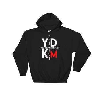 YDKRM Plus Hooded Sweatshirt
