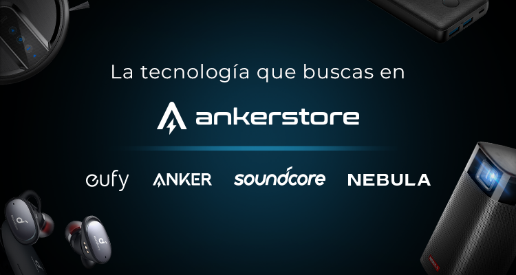 Anker sobre $100.000 inscritos back to stock